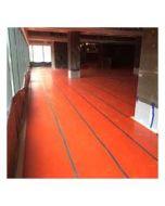 Terrazzo floor protection
