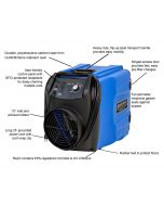 Air Scrubber Predator 750 for negative air