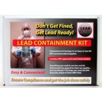 containment kit for lead paint