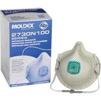 N100 lead dust respirator mask