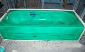 Tub Coat Bathtub Protection - Protective Coverings