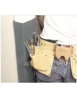 Jamb protection from tool belts