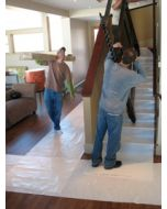 temporary stair protection during remodeling