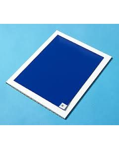 Starter adhesive mat for construction