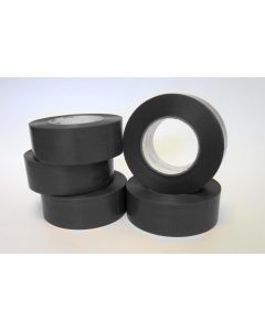 Black stucco tape