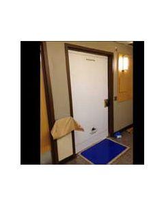 construction door protection