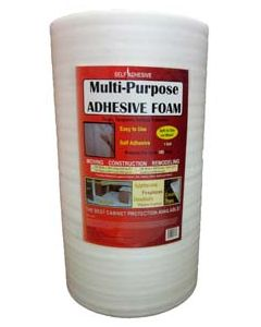Cabinet protection foam roll large