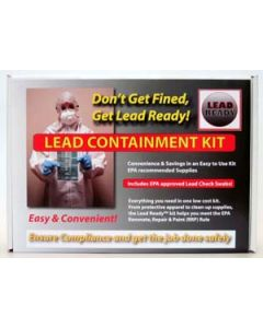 Lead Ready Kit with testing swabs