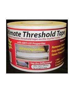 door threshhold tape roll for construction